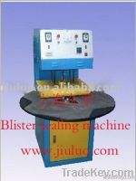 pvc blister packaging machine