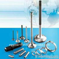 engine valves for DAEWOO cars