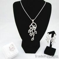 Hot Silver Jelwelry Sets