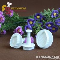 Rose leaf plunger cutter