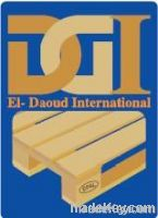 Al Daoud International, a wooden and plastic pallet manufacture in Egy