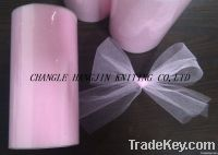 Nylon tulle spool, Tutu circle