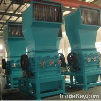 Solid waste crusher