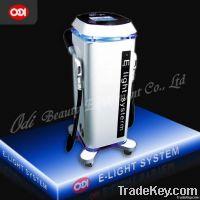 CE approved e-ligh(IPL+RF) beauty machine