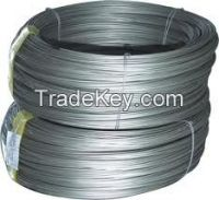 Stainless steel wire flat