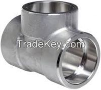 Titanium Forged Fitting