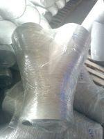 Titanium Grade 4 Buttweld Split Tees