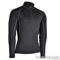 SIL-NOW � thermoactive men�s Neck long sleeves with ions of silver