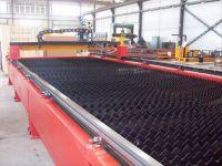 CNC Plasma Cutting Machine Table