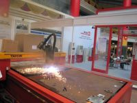 cnc portable  plasma cutting machine table