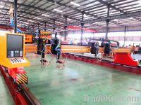CNC Oxygen Fuel Flame Cutting Machine