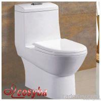 COSYBA/ One-piece toilet K-OT207/ceramic glaze/toilet