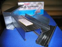 steel profile for ceiling and drywall partition