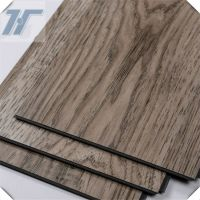 anti-slip click vinyl bamboo flooring