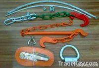 Marine Lashing fitting for vessels