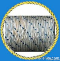 polyester/polyamide double braided rope