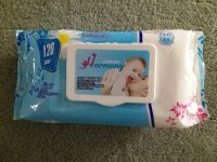 Harmony Baby Wipes