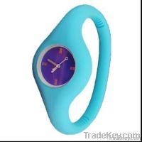 Fashion Silicone Sport Watch