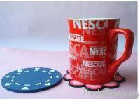 Cup mat