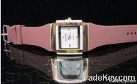 Fashion silicone watch