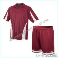 Soccer Shirt And Short Soccer Uniform Football Wear