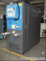 Hot Oil Heat Transfer System