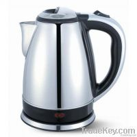 360°stainless steel cordless kettle