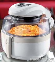 Automatic frying roaster