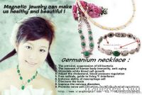 stainless steel bracelet jewelry with jade and with 7 in1, jewelry set