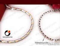 Magnetic necklaces, Bio titanium necklace, fashion titanium necklaces