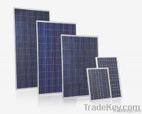 Solar panel modules polycrystalline silicon