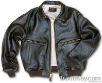 Men G2 bomber leather jackets