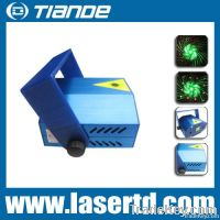 Protable mini red and green twinkle laser stage light show TD-GS-05FC