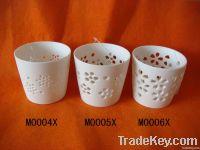 Ceramic Candelabra, Candle Stand, Cylinder, Candlestick Holder, Chandelier