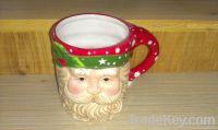 Ceramic cups.