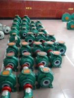 IHF Flourine Chemical  Pump