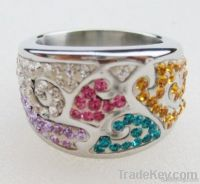 new 316L stainless steel ring