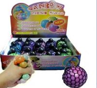 Novelty Toys  Stress Mesh Ball Halloween Props