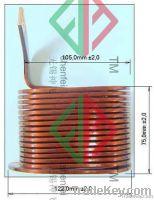 flat air coil