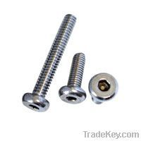 hex socket machine screw