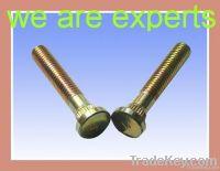 hex socket machine screw