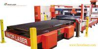 High Precision CNC CO2 Laser Cutting Machine