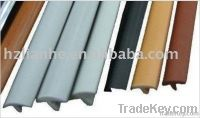 pvc T-profile wood grain edge banding