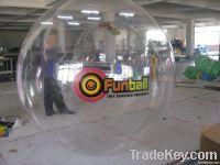 High Quality TPU Water Walker Balls / Zorbing Balls