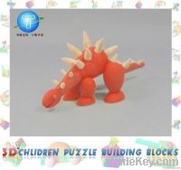 3D Eva Building Blocks