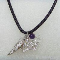 Fashion Alloy Necklaces with Pendant-Bosin