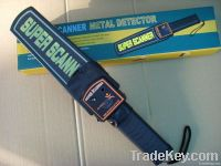 Number 1 China's Security Handheld Metal Detector & Rechargeable jack