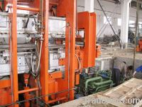 plate vulcanizing press (machine)