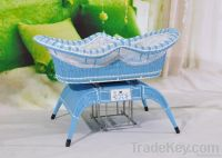 Unique design music baby cots/cribs
