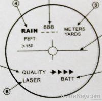 Vector Optics Rover 6x25 Laser Rangefinder 600M Golf Range Finder